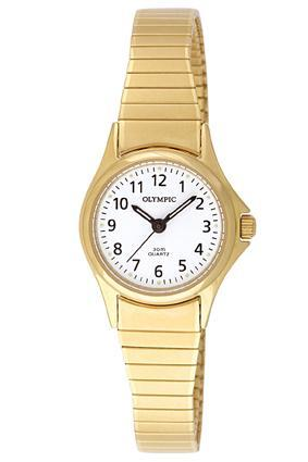 Olympic Ladies Yellow Gold