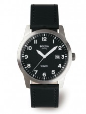 Gents Boccia Leather Strap