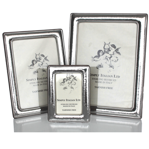 Photo Frame - Sterling Silver